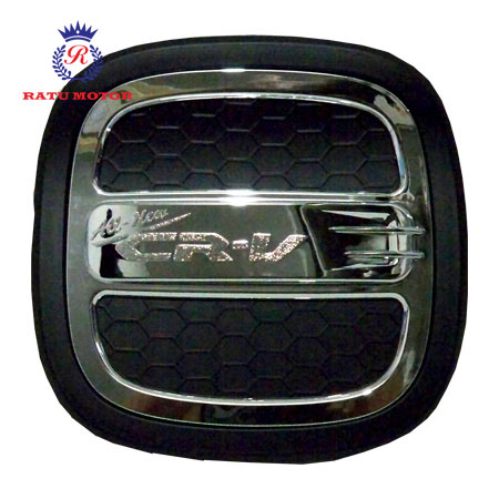 Tank Cover Grand CRV 2014-2016 Model Luxury Hitam
