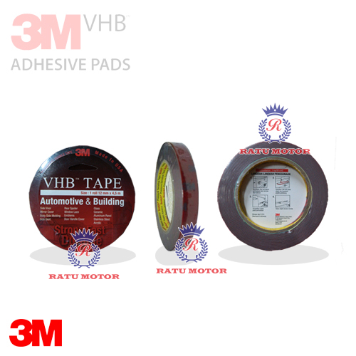 3M Double Side Tape (1/2 inch)