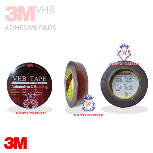 3M Double Side Tape (1 inch)