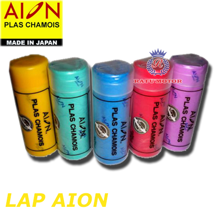 Lap Mobil AION Japan