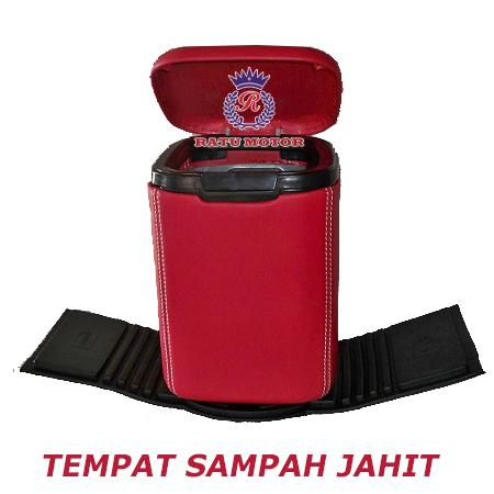 Tempat Sampah Model Jahit