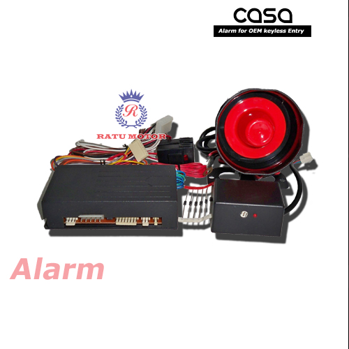 Alarm CASA For OEMs Remote KEYLESS ENTRY