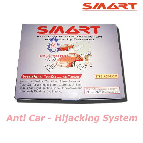 SMART Anti Car Hijack - Amankan Mobil Dari Perampasan