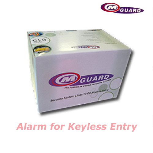 Alarm M-GUARD 615 For OEMs Remote KEYLESS ENTRY