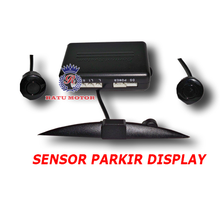 Parking Sensor Model Display 2 Titik