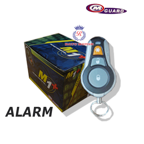 Alarm M-GUARD M1+ Autolock + Shock Sensor Dual Zone