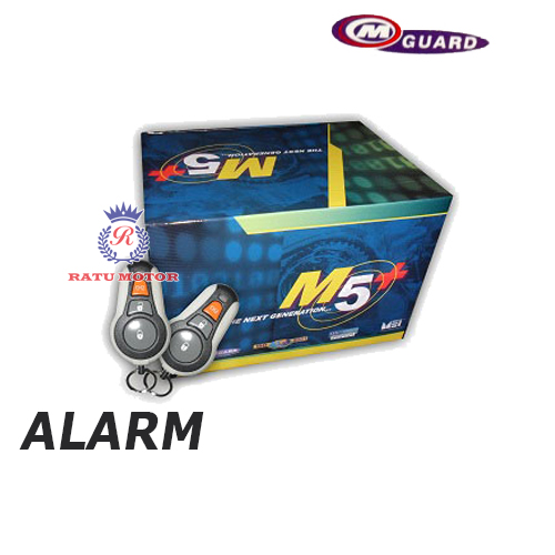 Alarm M-GUARD M5+ For OEMs Remote KEYLESS ENTRY