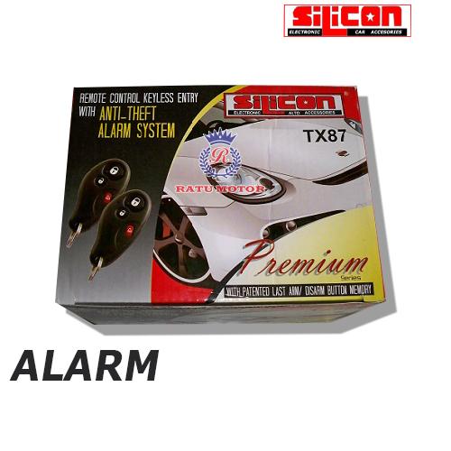 Alarm  SILICON   TX-87