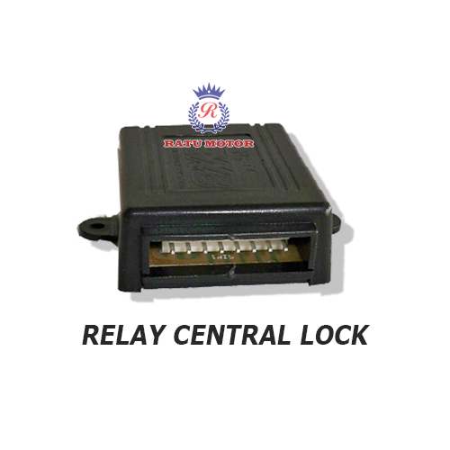Relay Central Lock