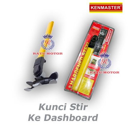 Kunci Stir KENMASTER Model : Stir ke Dashboard