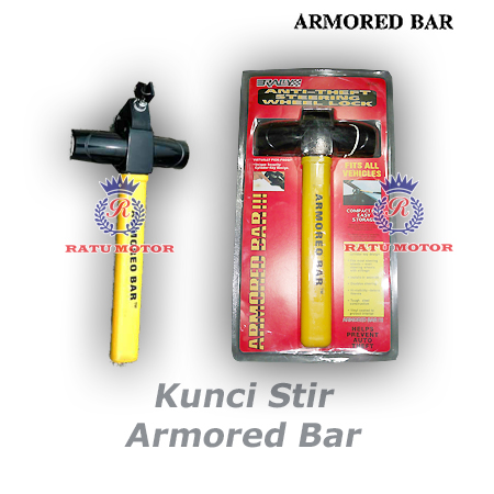 Kunci Stir ARMORED BAR Model : Stir ke Dashboard
