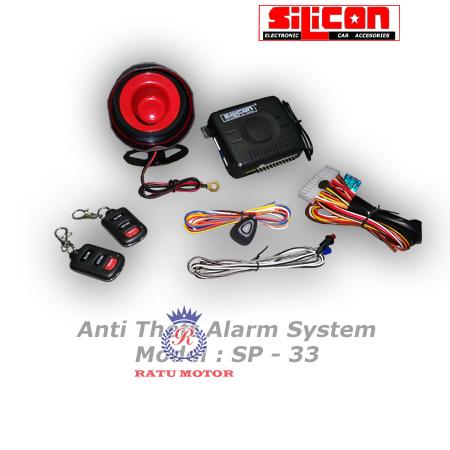 Alarm SILICON SP-33