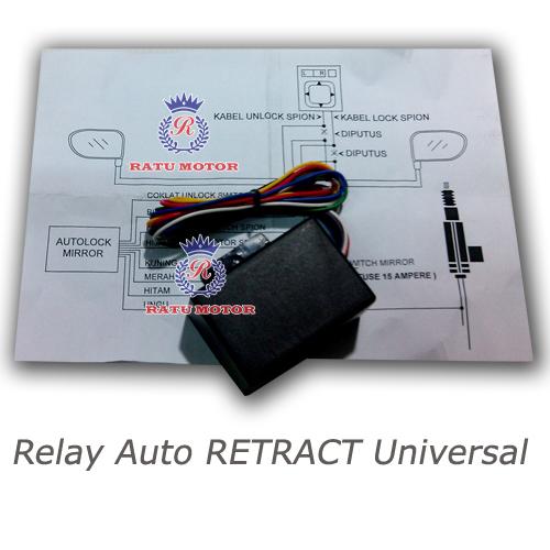 Modul Auto RETRACT Spion (Universal)