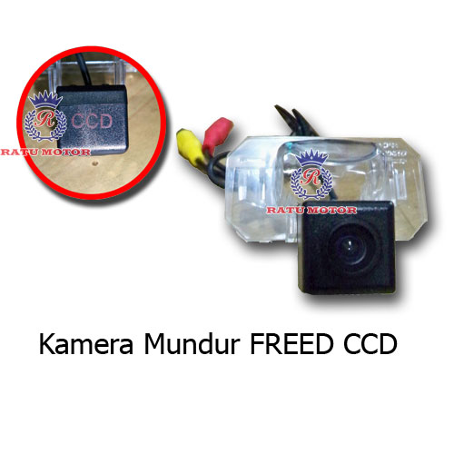 Kamera Parkir OEM Fit FREED 2013 Lensa CCD4
