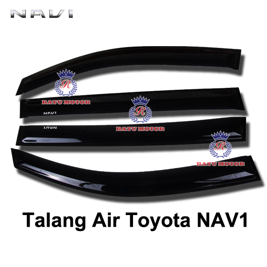 Talang Air Toyota NAV1 2012-2016 Model Slim