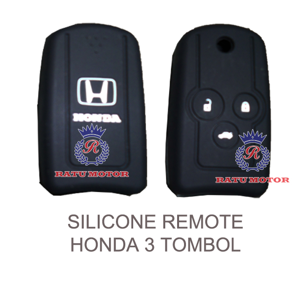 Silicone Cover For Remote Honda Grand CRV 2015