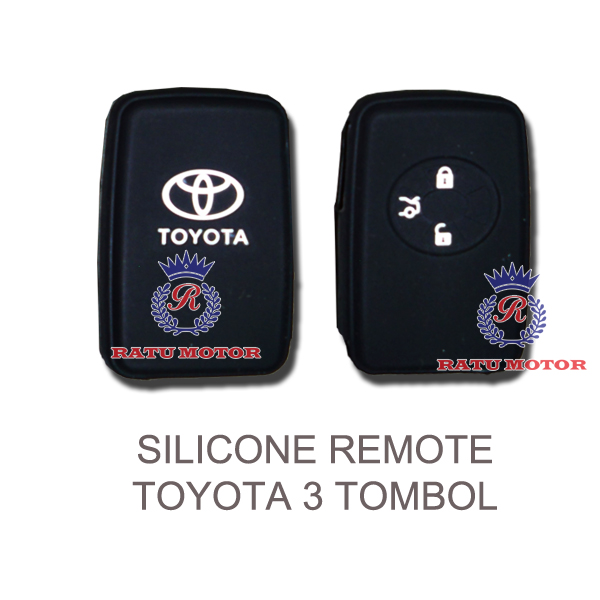 Silicone Cover For Remote Toyota ALPHARD 2005