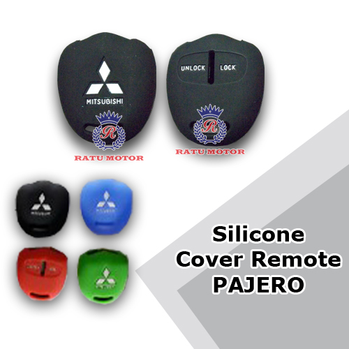 Silicone Cover For Remote PAJERO 2007-2015 / GRANDIS