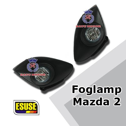 Foglamp Esuse MAZDA 2