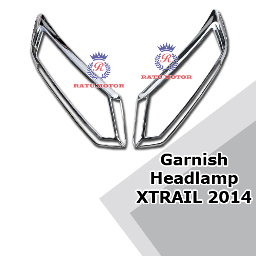 Garnish Headlamp XTRAIL 2015