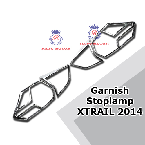 Garnish Stoplamp XTRAIL 2015