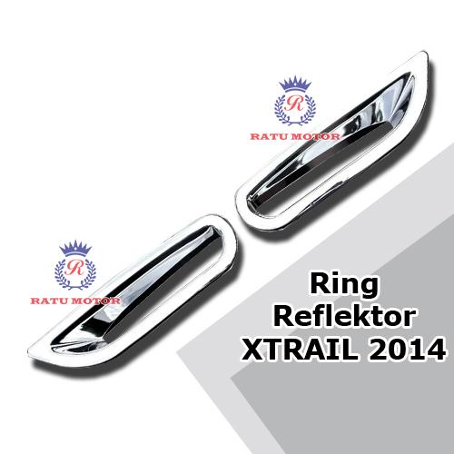 Ring Reflektor Bumper Blkg XTRAIL 2015