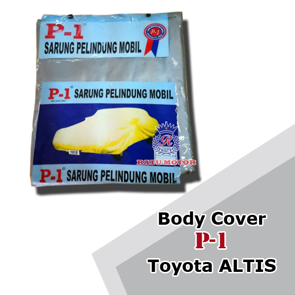 BODY COVER P1 Toyota ALTIS (NOT for White Car)