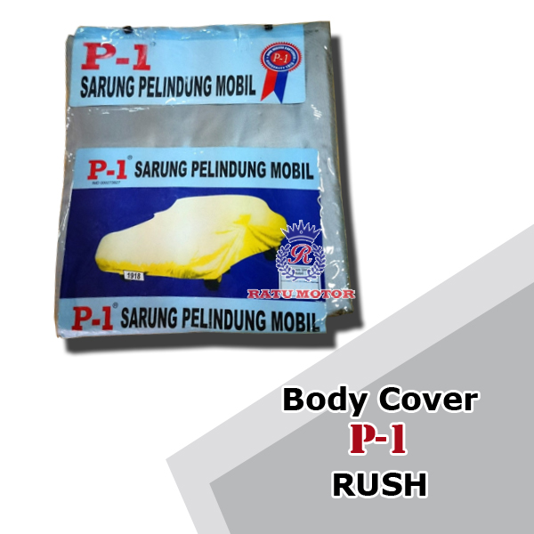 BODY COVER P1 Toyota RUSH 2005-2017 (NOT for White Car)