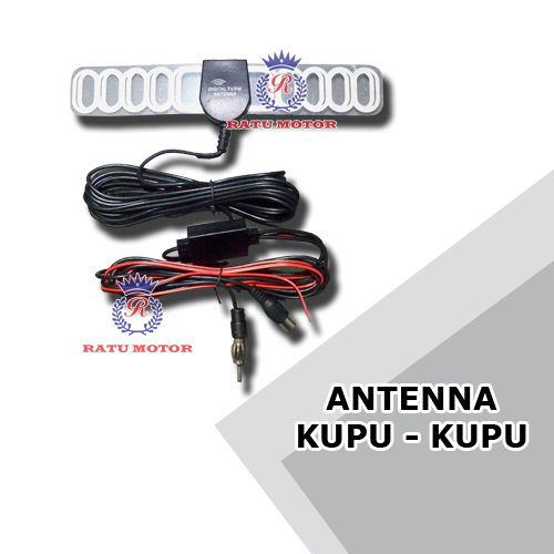 Antena TV Model Butterfly ( Indoor )