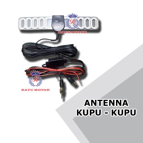 Antena TV Model Butterfly ( Indoor )