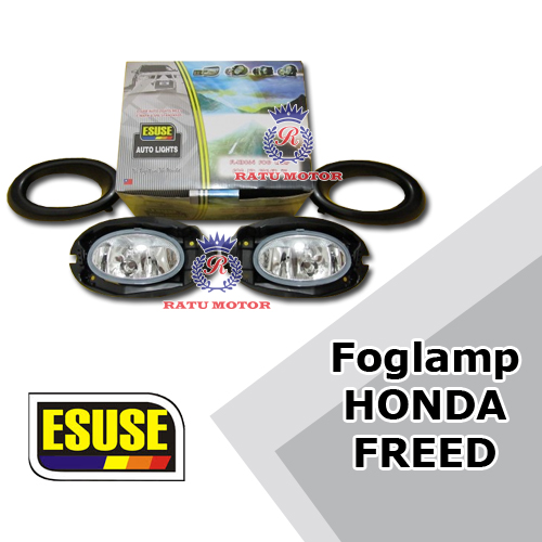 Foglamp ESUSE Old FREED 2009-2011
