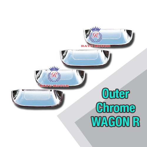 Outer Handle Suzuki WAGON R All Varian Chrome