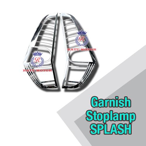 Garnish Stoplamp SPLASH