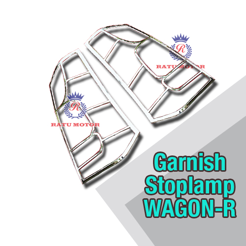 Garnish Stoplamp WAGON R