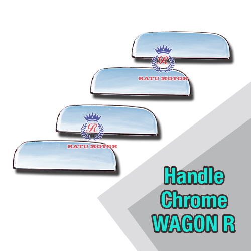 Cover Handle Chrome WAGON All Varian
