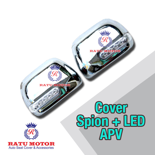Cover Spion APV Chrome + Lamp