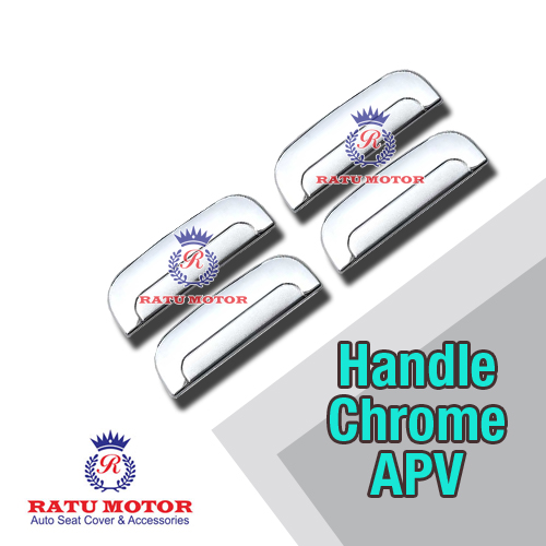 Cover Handle Chrome APV