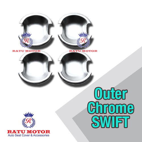 Outer Handle SWIFT Chrome