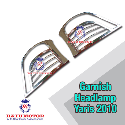 Garnish Stoplamp New YARIS 2009-2013
