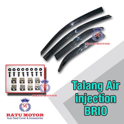 Talang Air Injection BRIO 2013-2017 Model Kancing