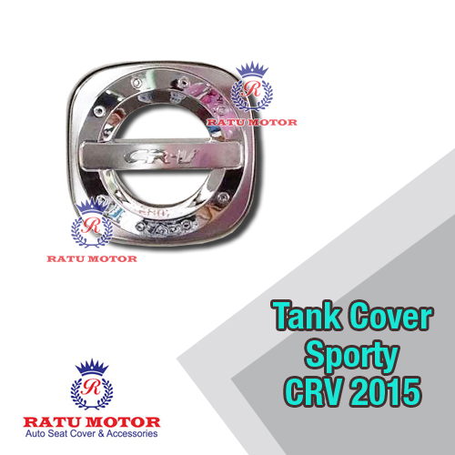 Tank Cover Grand CRV 2015 Model Sporty