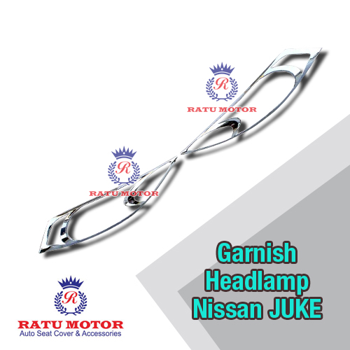 Garnish Headlamp Nissan JUKE