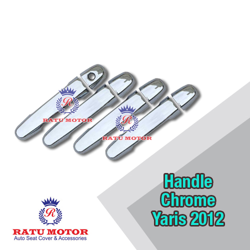 Cover Handle Chrome YARIS 2009-2013 Polos