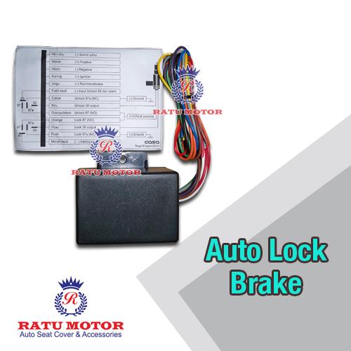 Modul AUTOLOCK Rem Kaki / Central Lock (Universal)