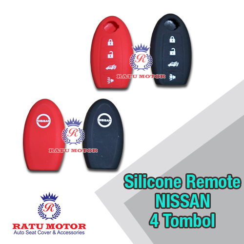 Silicone Cover for Remote Nissan XTRAIL 2015 , TEANA
