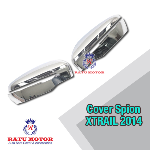 Cover Spion Chrome XTRAIL 2015 w/o Lamp