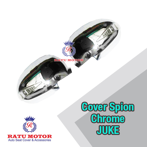 Cover Spion JUKE Chrome + Lamp