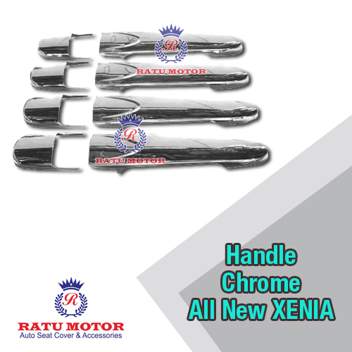 Cover Handle Chrome All New XENIA 2012-2015