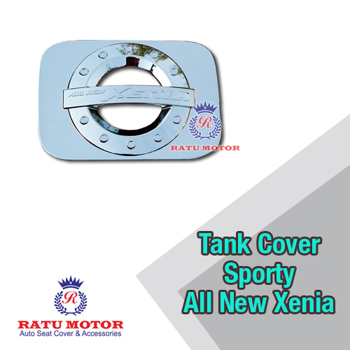 Tank Cover Sporty All New XENIA 2012-2015