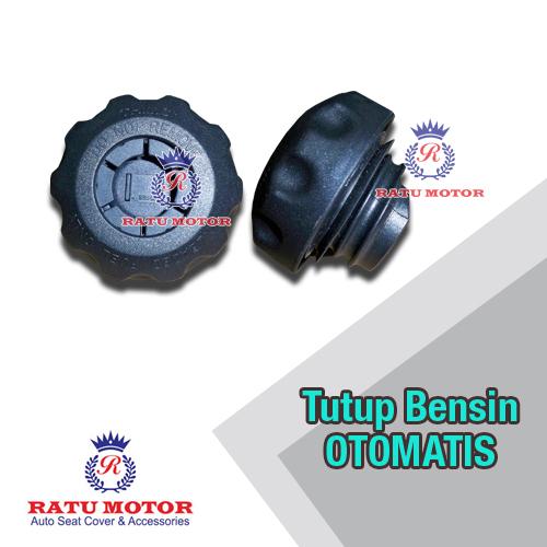 Tutup Bensin / Fuel Cap OTOMATIS Bahan Plastik ABS
